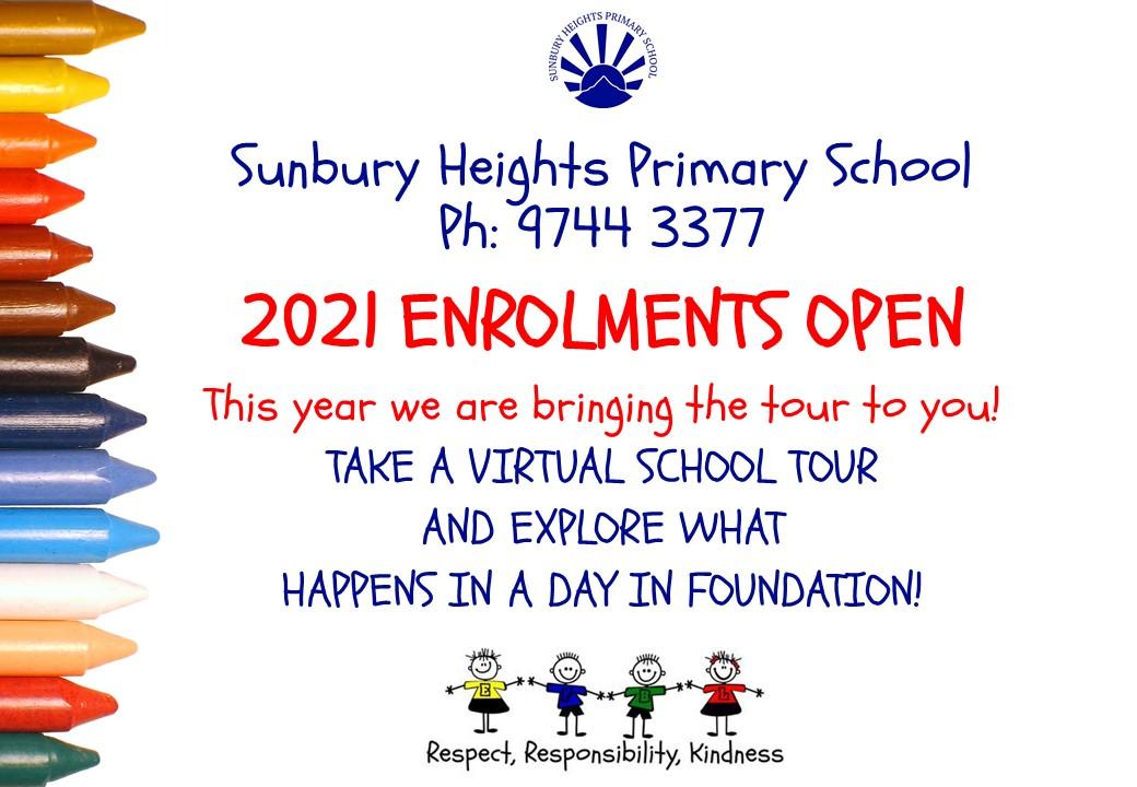 Foundation 2021 Information
